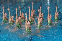 第89回 日本選手権水泳競技大会シンクロナイズドスイミング競技 JAPAN OPEN 2013