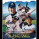 東京ヤクルトスワローズ対横浜DeNAベイスターズ 公式戦
