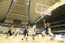 第30回都道府県対抗ジュニアバスケットボール大会2017