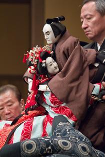 ユネスコ無形文化遺産 人形浄瑠璃「文楽」