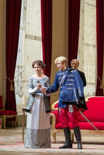 新国立劇場オペラ「ばらの騎士」