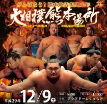 平成二十九年冬巡業 大相撲熊本...