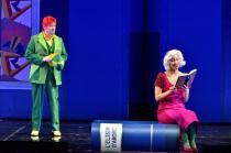 新国立劇場オペラ「愛の妙薬」