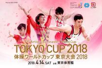 体操ワールドカップ東京大会2018