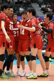 FIVBバレーボールネーションズリーグ2018 男子大阪大会