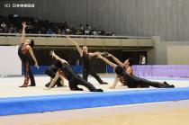 SASAKI CUP 第16回全日本新体操ユースチャンピオンシップ/第9回男子新体操団体選手権大会
