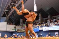 平成三十年夏巡業 大相撲所沢・大津・勝山・奥州場所
