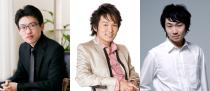 中野翔太、松永貴志、阪田知樹