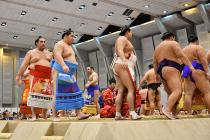 2019年 公益財団法人 日本相撲協会 春巡業 大相撲富士山静岡場所