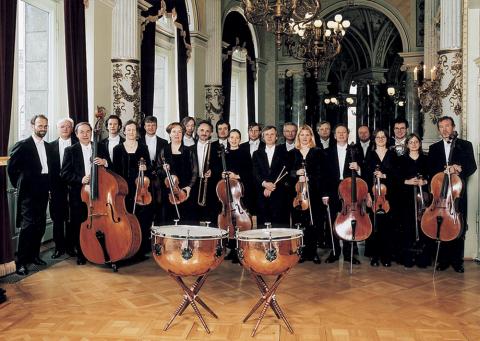 ドレスデン国立歌劇場室内管弦楽...