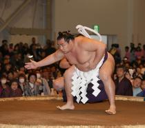 謙信公武道館オープン記念 令和2年 春巡業 大相撲上越場所