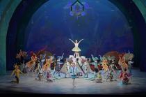 新国立劇場バレエ団 こどものためのバレエ劇場2021「竜宮 りゅうぐう」~亀の姫と季の庭~