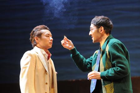 音楽劇「箱の中の女」開幕 音楽劇「箱の中の女」開幕  一青窈、初舞台で岩松了、小林武史と夢のコラ