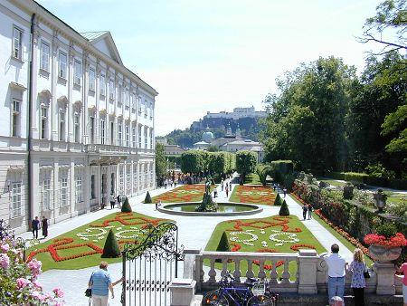 オーストリア・ザルツブルクのミラベル宮殿 オーストリア・ザルツブルクのミラベル宮殿 <前の画像