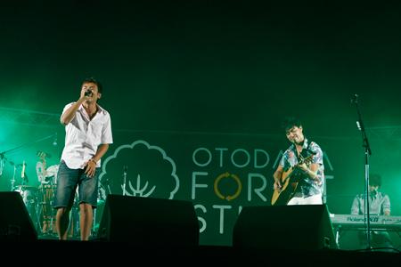 キマグレン @OTODAMA FOREST STUDIO 2010
