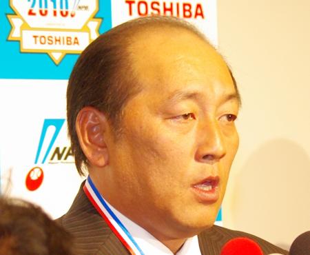 渡辺久信監督