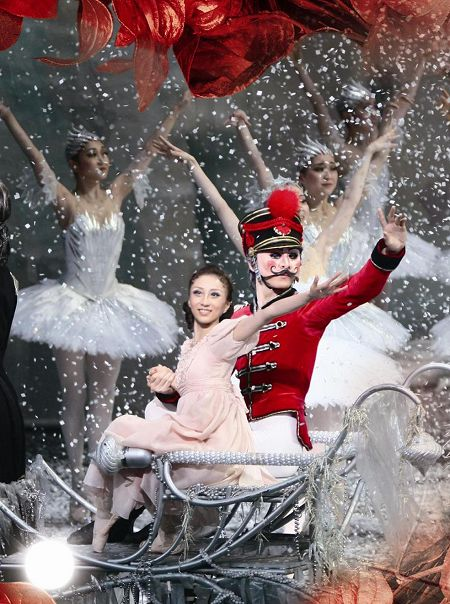 ~K バレエ カンパニー Winter2010~赤坂Sacasバージョン「くるみ割り人形」