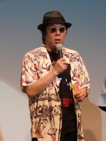 渋谷の新劇場「CBGKシブゲキ!!」会見より 古田新太