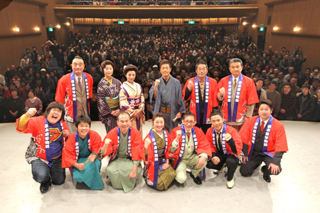 吉本興業創業100周年記念公演『吉本百年物語』
