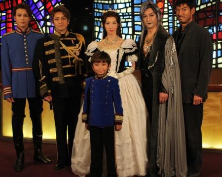 2012年版『エリザベート』まもなく開幕