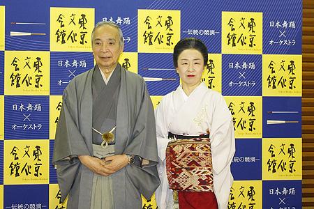 日本と西洋の伝統文化の出会い。...