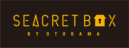SEACRET BOX BY OTODAMA