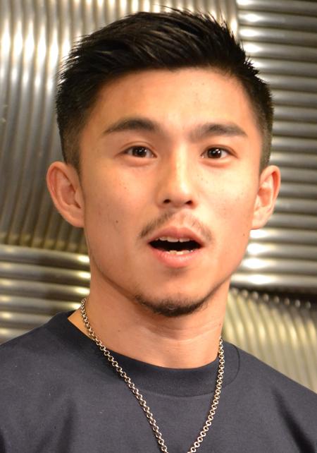 短髪・坊主のイケメン俳優ヘアスタイル画像
