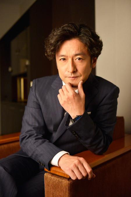 石丸幹二、喜劇の名優が遺した傑作に挑む 2015/4/10 18:30配信