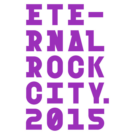 ETERNAL ROCK CITY. 2015
