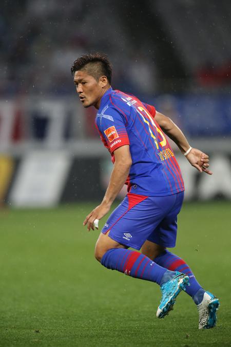 大久保嘉人(FC東京) (C)J.LEAGUE