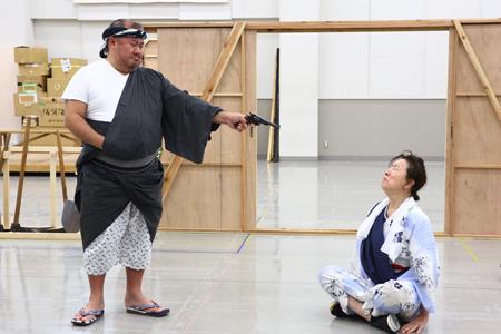 土佐堀川 近代ニッポン―女性を花咲かせた女 広岡浅子の生涯 - 稽古場より