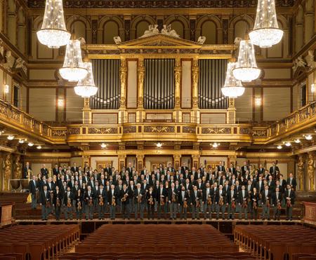 ウィーン・フィルハーモニー管弦楽団  (C)LoisLammerhube  提供:サントリーホール