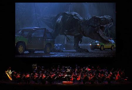 大ヒット映画『ジュラシック・パーク』公開25周年を記念したシネマオーケストラコンサート「ジュラシック・パーク in コンサート」
