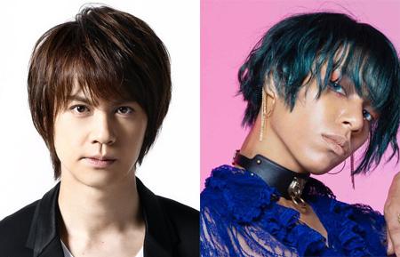 (画像左から)浦井健治、アヴちゃん