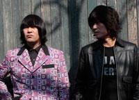 THE COLLECTORSの加藤ひさし+古市コータロー