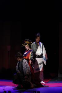 舞台『戯伝写楽』が開幕