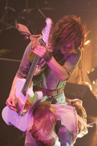 DELUHI Leda @赤坂BLITZ