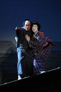 新橋演舞場八月花形歌舞伎「暗闇の丑松」
