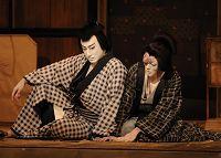 新橋演舞場八月花形歌舞伎「東海道四谷怪談」伊右衛門浪宅の場