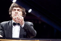 ルーカス・ゲニューシャス(第16回ショパン国際ピアノ・コンクール第2位)