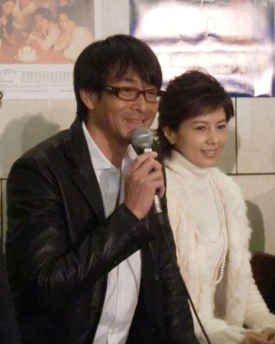 吉田栄作、沢口靖子