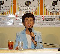 仙台市長・奥山恵美子