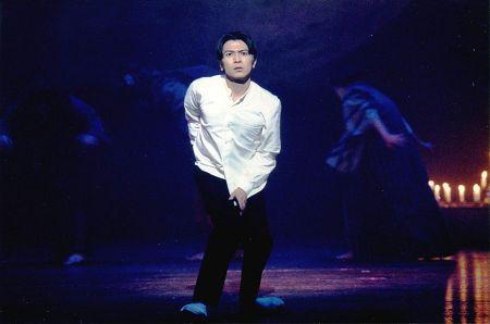 1996年『身毒丸』 武田真治
