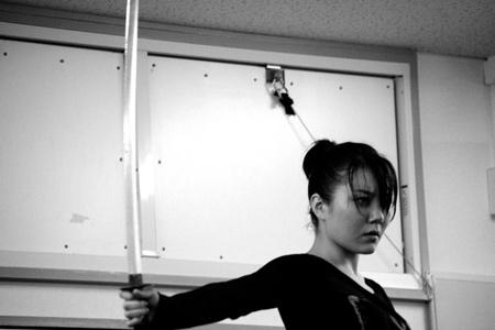 鈴木杏 撮影:T.Minamoto