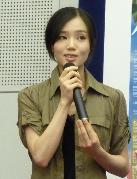 新国立劇場バレエ「パゴダの王子」会見より 小野絢子