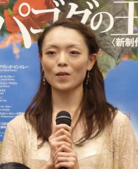 新国立劇場バレエ「パゴダの王子」会見より 長田佳世