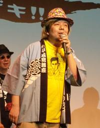渋谷の新劇場「CBGKシブゲキ!!」会見より ケラリーノ・サンドロヴィッチ