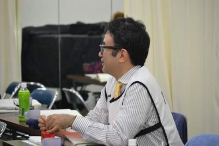 三谷版『桜の園』稽古風景 三谷幸喜