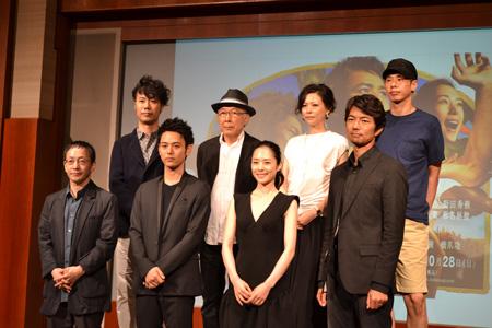 NODA・MAP 第17回公演『エッグ』制作発表より