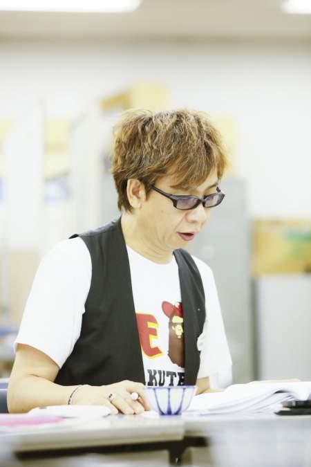 山寺宏一 (撮影:西村康)